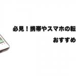 必見!携帯やスマホの転売(せどり)で儲かるおすすめ商品5選!
